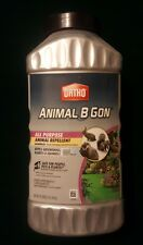 New Sealed Ortho Animal B Gon Animal Repellent Granules for Squirrels, raccoons+