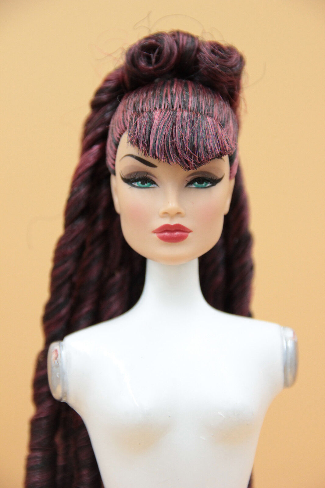Fashion Royalty | Dark Fable Imogen 2013 doll IFDC Convention LE 300 | HEAD ONLY