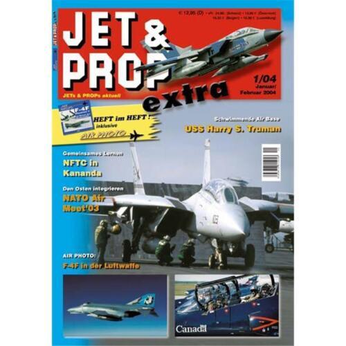 Jet /& prop extra 1//04 imágenes de modelismo Barón Rojo se entrena Mölders aviación arma