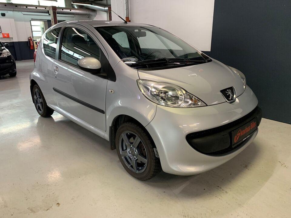 Peugeot 107, 1,0, Benzin