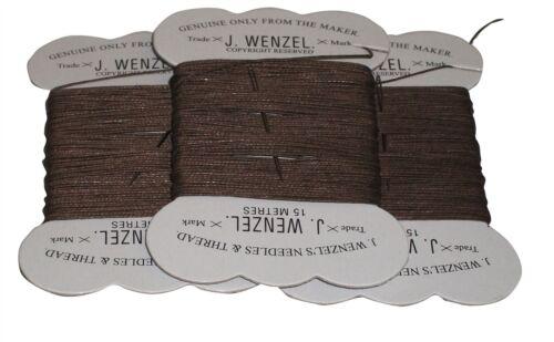 Wenzel tressage de fils fort cheval et poney FREEPOST Pack de 3 chaque 15 mètres