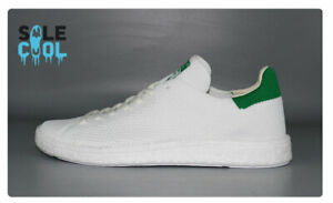 Details about Adidas StanSmith PK Boost*White Green Primeknit*BB0013*nmd ultra*Size 7, 8, 8.5