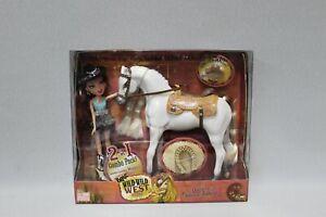 Bratz Wild Wild West 2 In 1 Combo Pack Meygan and Horse Dolls NEW OLD STOCK