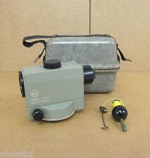 Vintage Amp Antique Ertel Bna 70431 Surveying Equipment Survey Level Tool