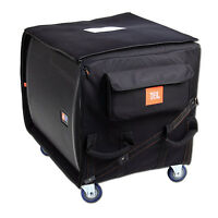 Jbl Rolling Sub Transporter Bag For Jbl 18 Sub Speaker. U.s. Authorized Dealer
