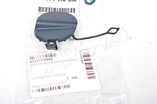 Genuine Front Bumper Tow Hook Primed Cover BMW Z4 E85 E86 Facelift 2006-2008