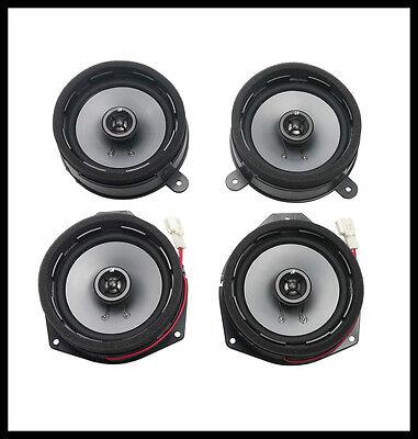 2015 2019 subaru impreza wrx sti oem upgraded speakers by kicker set of 4 ebay. Black Bedroom Furniture Sets. Home Design Ideas