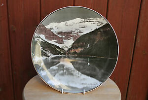 ROYAL-DOULTON-039-LAKE-LOUISE-AND-VICTORIA-GLACIER-039-PLATE