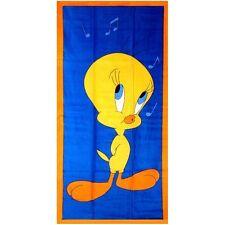 Serviette de plage Drap de bain Titi siffleur strandtuch beach towel coton