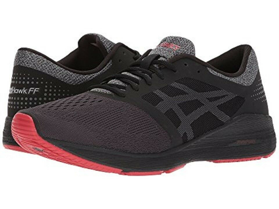 ASICS T7D2N.9097 ROADHAWK FF™ Mn's (M) Black Carbon Mesh Synthetic Running shoes