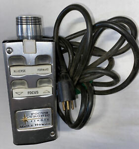Vintage Bell & Howell Focus Tronic Remote Control For Projector UNTESTED Prop