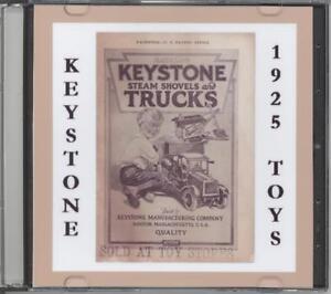 Keystone-Toy-Trucks-Steam-Shovels-Moviegraphs-1925-catalog-on-CD