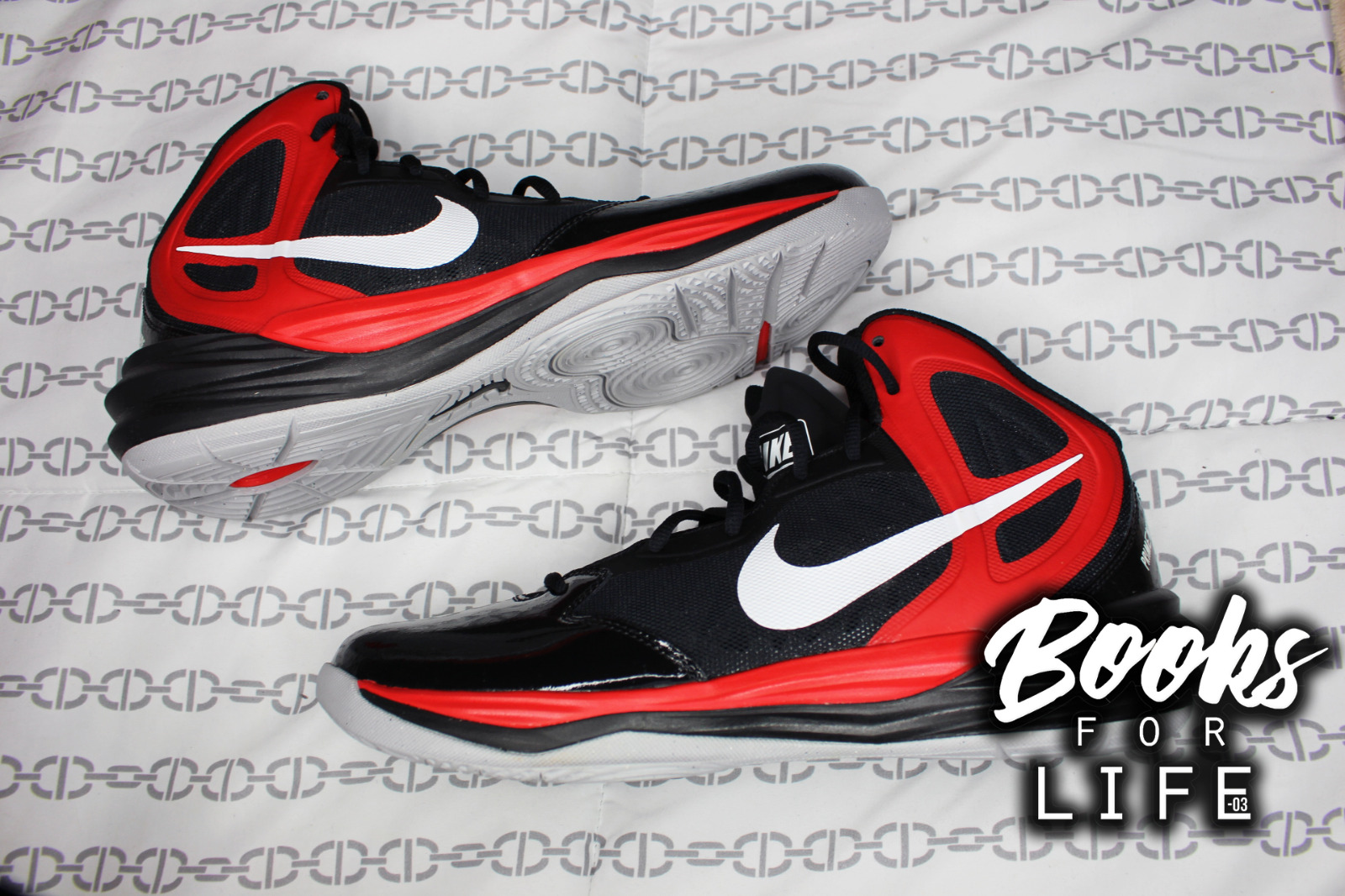 Nike Prime Hype DF Mens Basketball Shoes SIZE 11