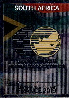 Panini Frauen Wm 2019 Sticker 157 - Wappen - Südafrika