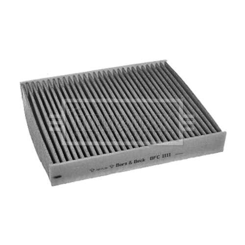 Si adatta a FORD Mondeo MK4 2.0 Borg /& Beck Carbone Attivo CABINA filtro antipolline