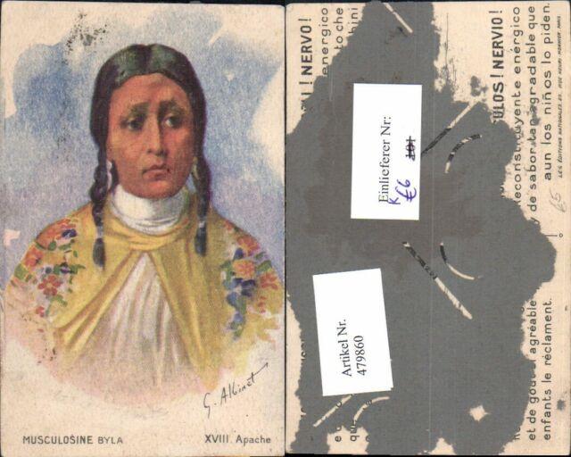 Amerik Indianer