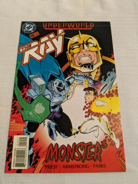 The Ray #19 1995 Underworld Unleashed DC Comics