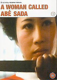 A Woman Called Abe Sada (DVD, 2004)