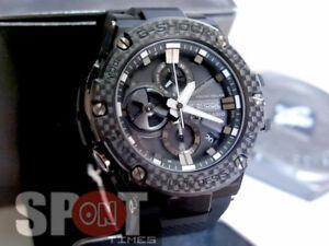 b01e84b04c07d Casio G-Shock G-Steel Bluetooth Tough Solar Men s Watch GST-B100X-1A ...