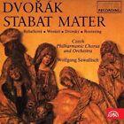 Stabat Mater Sawallisch Czech PO 0099925356125 by Dvorak CD
