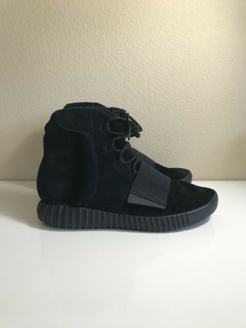 """52c0f7a7a51b2 adidas Yeezy 750 Boost """"triple Black"""" Size 13 for sale online"""
