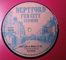 """Squeeze Cat On A Wall, Night Ride , Backtrack Uk 12"""""""