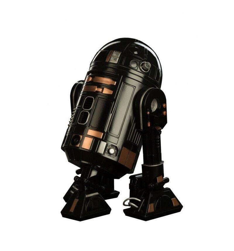 Sideshow Figürchen Star Wars R2-Q5 1 6
