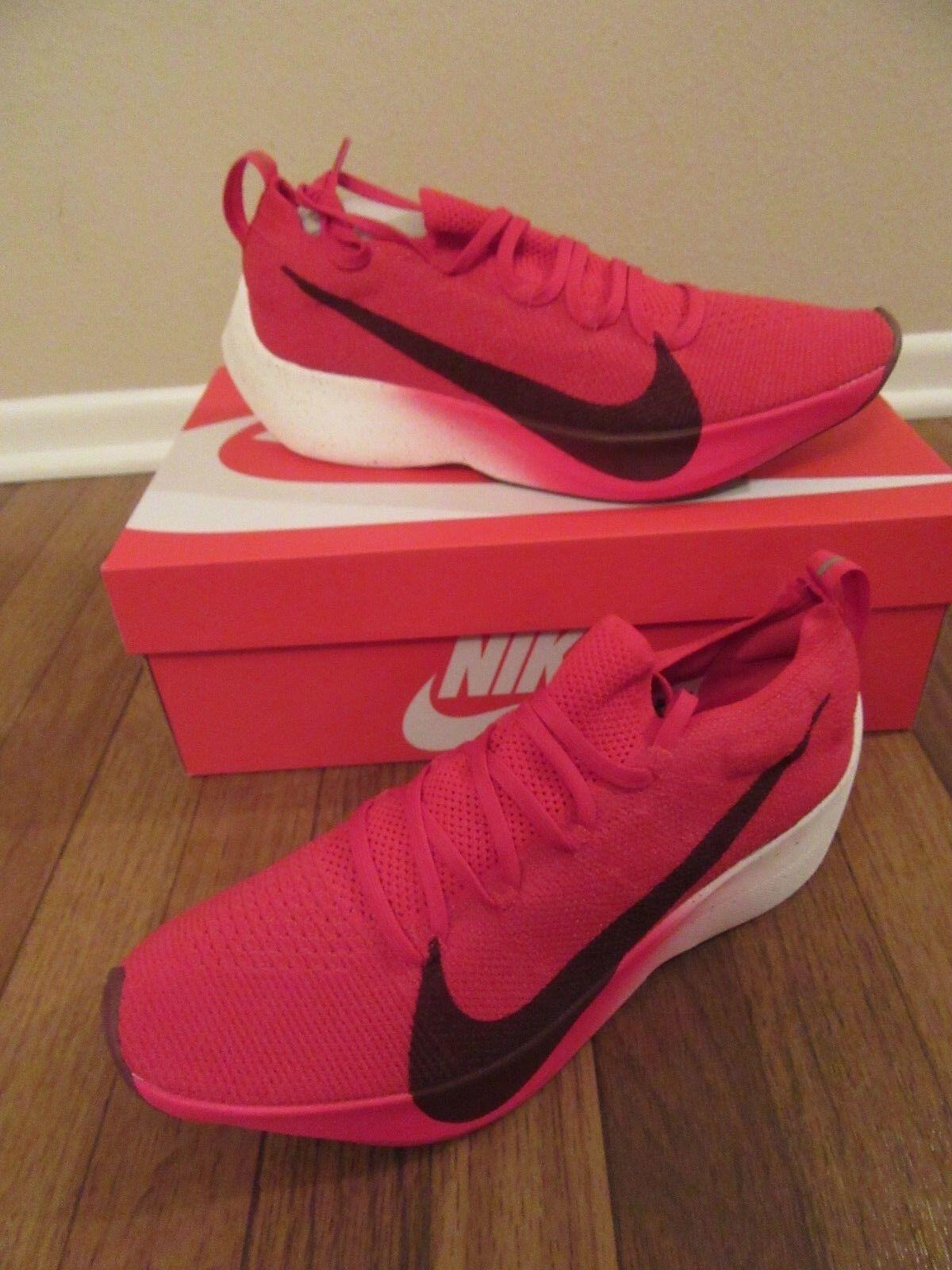 Nike vapore street flyknit taglia 11 università rosso scuro team red aq1763 600 il pennino