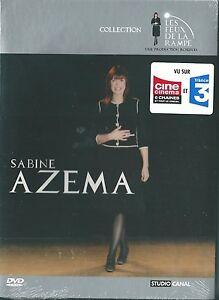 DVD-NEUF-LES-FEUX-DE-LA-RAMPE-SABINE-AZEMA