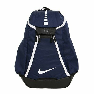 ec4b9b401a5f06 Nike Hoops Elite Max Air Team Backpack Midnight Navy Blue New With Tags