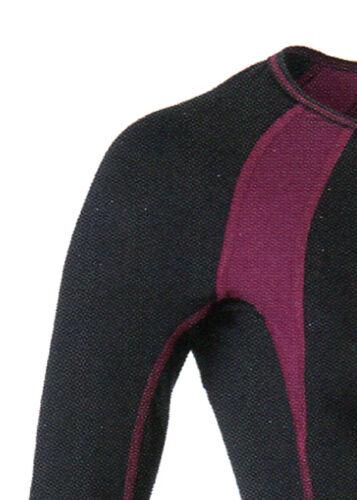 200g//m² Ange sports-Chemise manches longues slim fit-femmes-de laine et soie