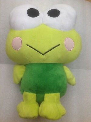 "13.5/"" Sanrio Kero Keroppi Frog Graduation Plush Doll Stuffed Toy Grad Gift"
