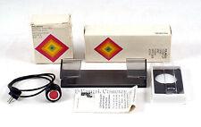 Close Up Lens, Flash Diffuser & Remote Shutter Button for Polaroid SX-70 Cameras