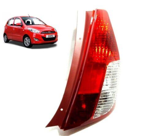 HYUNDAI i10 REAR TAIL LIGHT BACK LAMP DRIVERS SIDE O//S RIGHT BRAND NEW