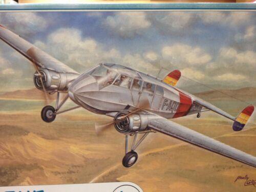 Kit Modèle St-25 Monospar 1:72 Azur # a034