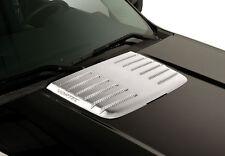 New PUTCO Chrome Trim-Hood Vent Cover / FITS 2011-2013 GMC SIERRA 2500 & 3500