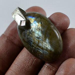 Labradorite-925-Sterling-Silver-Pendant-1-40-034-Jewelry-PD-245