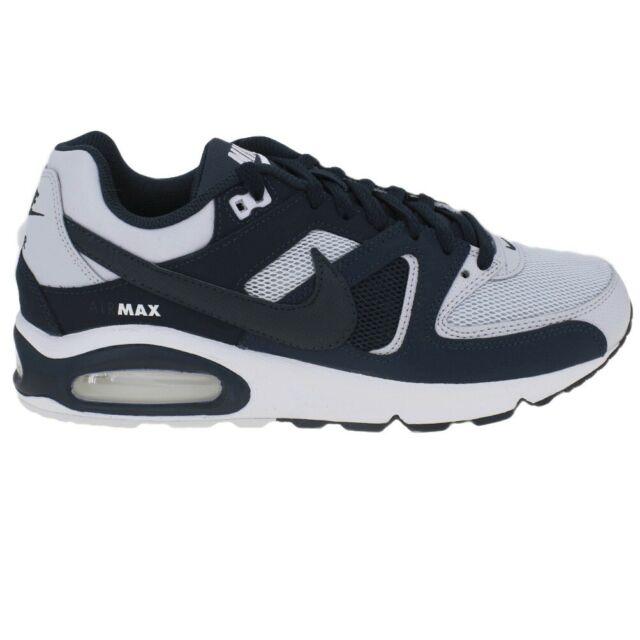 Scarpe Nike Air Max Command Taglia 42.5 629993 045 Grigio