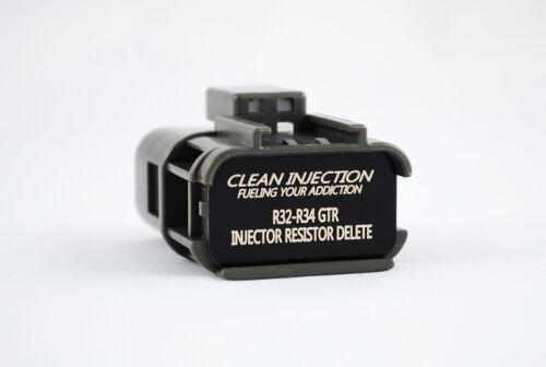 fit Nissan Skyline rb26dett RB26 r33 r34 r32 Fuel Injector Resistor pack Delete