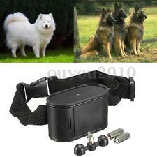 023 Underground Adjustable Shock Training Pet Dog Electric Fence Receiver Collar