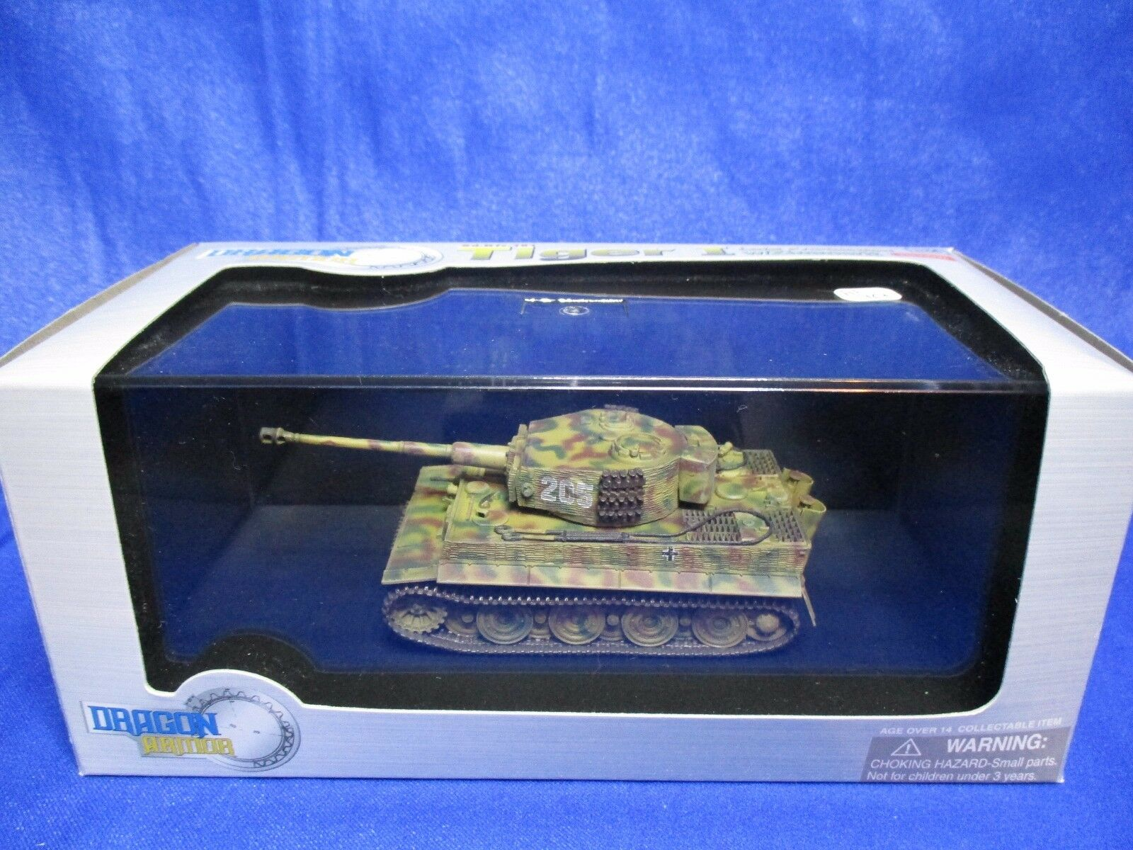 AF767 DRAGON ARMOR TIGER I SD.KFZ.181 NORMANDY 1944 1 72 Ref 60453 WWII