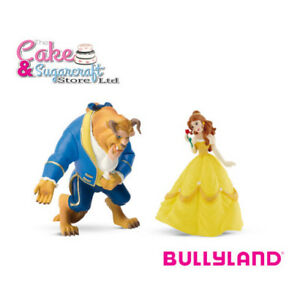 Beauty-and-the-Beast-Belle-Figures-Figurine-Belle-Cake-Topper-Bullyland-FreePost