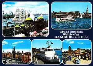 Hamburg-a-d-Elbe-Ansichtskarte-1985-gelaufen