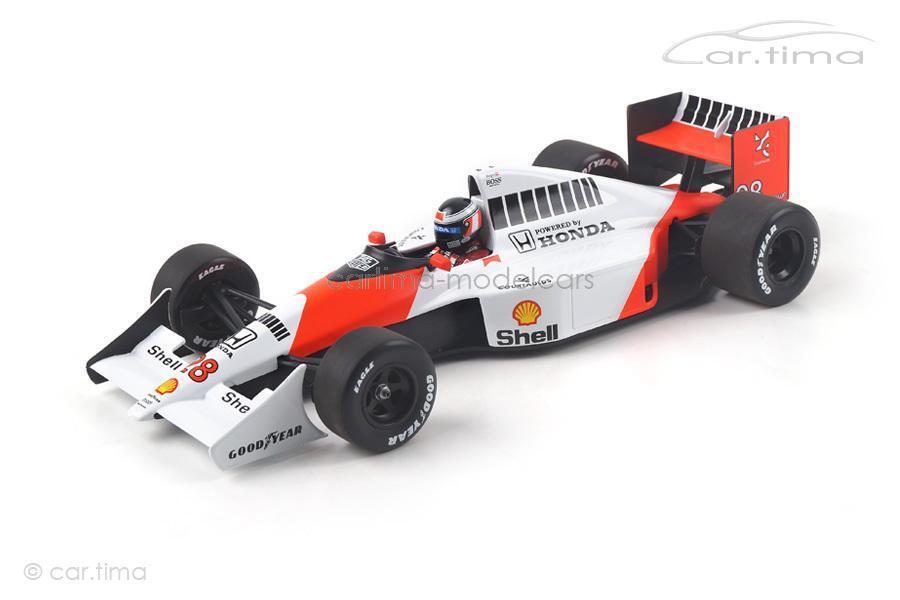 McLaren Honda MP4 MP4 MP4 5B - Season 1990 - Gerhard Berger - 1 of 300 - Minichamps - 1   | Mangelware  3e94d1
