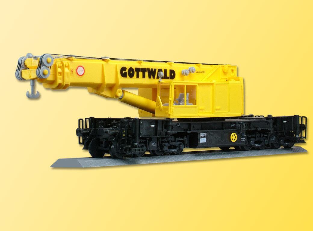 Kibri 26000 Escala H0, Grúa Telescópica Gottwald GS 100.06 T, Modelo a Escala