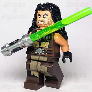STAR-WARS-lego-QUINLAN-VOS-jedi-KNIGHT-master-GENUINE-the-clone-wars-75151-NEW
