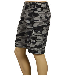 Image is loading NEW-DC-SHOE-BLACK-CAMO-SHORTS-MENS-28 251633ff088