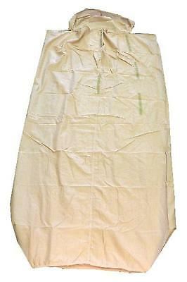 British Army Issue Sleeping Bag Liner - beige/sand colour - new