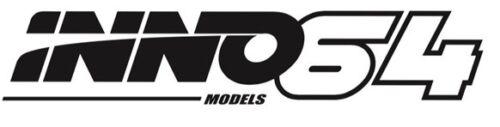 INNO64 1:64 All Japan Touring Car Championship JTCC 1996 HONDA ACCORD #14 JACCS