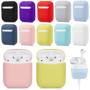 Shockproof For Apple Airpods Case Protect Silicone Cover Airpod Earphone Charger Ebay